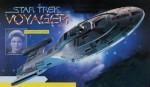 Star Trek Voyager kits from Revell Germany