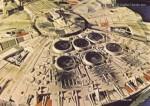 Millennium Falcon part 2 by Agatha Chamberlain