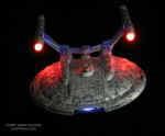 Adam Courville's Lighted NX-01