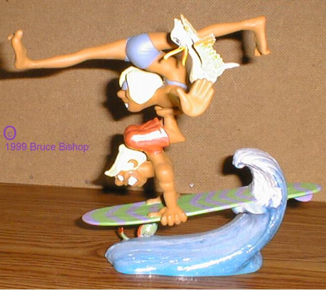 Silly Surfers Weird ohs Music To Make Models By