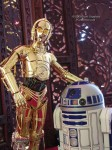 Scott Copeland's R2-D2 and C-3PO