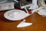 Casey Tompkins' 1/1400 Enterprise
