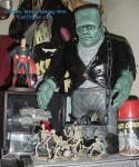 Steve Mills' Aurora Monsters