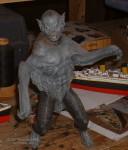Darrin Buchholtz' Dracula Bat