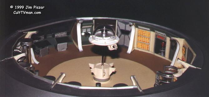 Building The Jupiter 2 By Jim Piszar Part 3 Culttvman S Fantastic Modeling