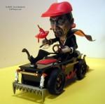Scott Beckmann's Monsters