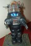 Vince Barrale's Robbie The Chemically Dependant Robot
