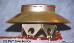 Steve Iverson's Invader's UFO