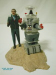 John Davis' Dr. Smith and the Robot
