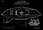 Ron Gross's Jupiter 2 Blueprints
