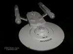 Dimitri Vujicic's scratchbuilt NX-01