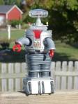 Jerome Aiello's Robot