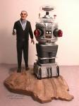 John Dunar's Dr. Smith and the Robot