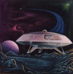 Ron Gross's Jupiter 2 Box Art