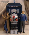 Cameron Dingler's The Doctor meets the Doctor