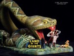 John Ovington's Land Of The Giants Rattlesnake