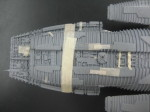 UPDATE: The Galactica from Moebius Models