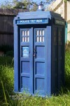 Paul Symmons' TARDIS