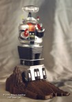Robert Hamilton's Robot