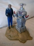 Robert Young's Robot and Dr. Smith