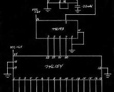 Ron Gross's Electronic Circuit