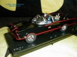 Steve McGovern's Lighted '66 Batmobile