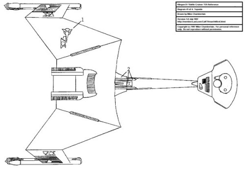lost in space ship diagram