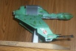 Mitch Leslie's Klingon Ships