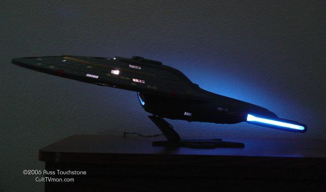 Star Trek Model Voyager 58