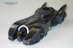 Alexander Rivera's Keaton Movie Batmobile