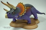Tory Mucaro's Triceratops