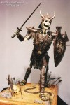 Carlos Zangrando's Skeleton Warrior