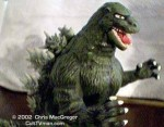Chris MacGregor's Godzilla