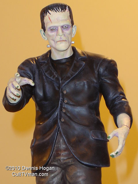 Dennis Hogan S Frankenstein Culttvman S Fantastic Modeling