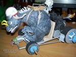 DJ Landry's Godzilla's Go-Cart
