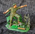 Denis Lange's Aurora Green Beret