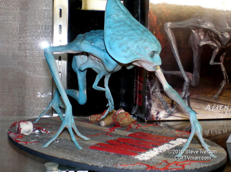 war of the worlds alien 1953. War of the Worlds Alien from