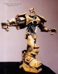Carlos Zangrando's ABC Robot
