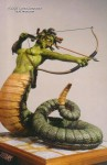 Carlos Zangrando's Medusa and Ymir