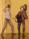 Dennis Hogan's Indiana Jones Figures