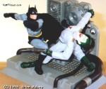 Brian Mulvey's Batman Figures