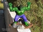 Joel Tavera's Incredible Hulk