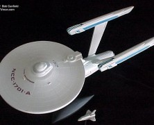 Bob Canfield's Enterprise A