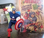 Dave Fontaine's Captain America