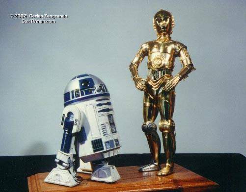 Carlos Zangrando S C3p0 And R2 D2 Culttvman S Fantastic