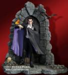 Bela Lugosi as Broadways' Dracula