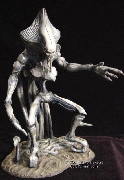 Gino Dykstra S Id4 Alien Culttvman S Fantastic Modeling
