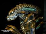 Peter Toporzysek's Alien with Egg