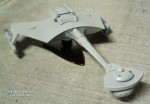 Steve Andersen's Klingon Battle Cruiser