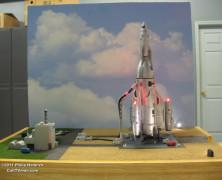 Philip Hamrick's Mercury 9